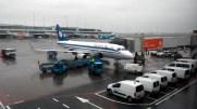 Ankunft Amsterdam