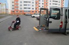 Oleg im Auto 3