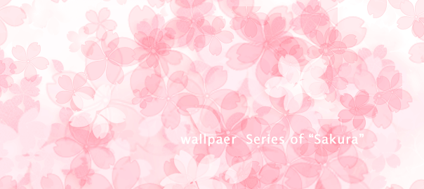 iPhone用桜の壁紙です