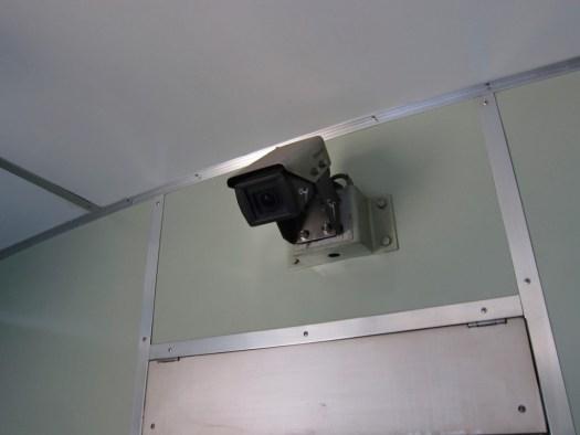 小樽市総合博物館マニ30監視カメラ