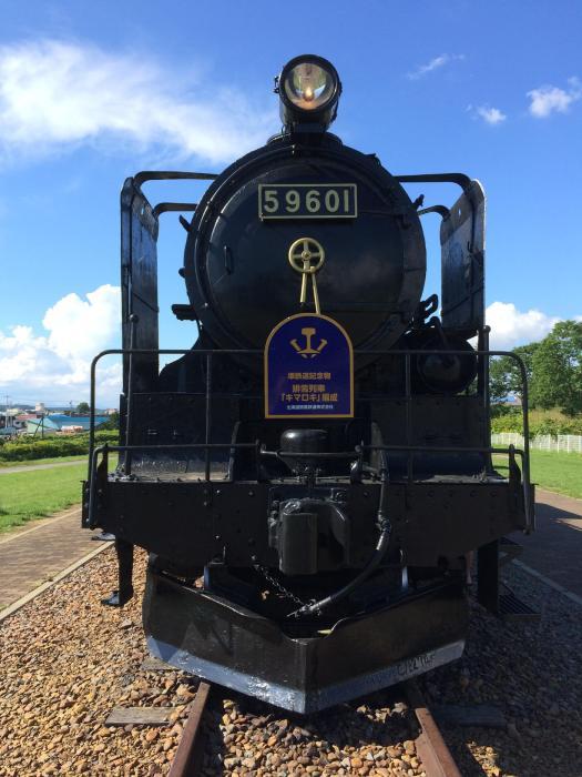 キマロキ 59601機関車