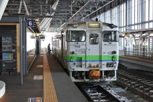 石北本線4527D