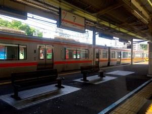 紀勢本線 津駅