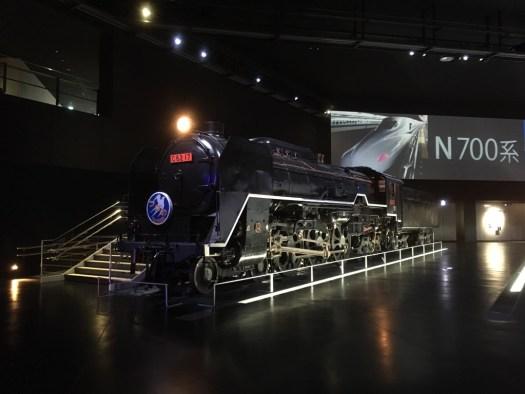 C62-17 蒸気最速
