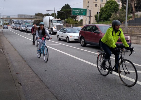 Bike to Work Day, San Francisco. Photo: Roger Rudick/Streetsblog