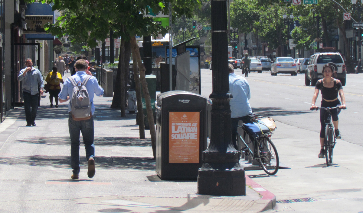 photo of Cali 2035 Gas Car Ban Barely Mentions Non-Drivers image