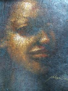 Face by Nelson Okoh