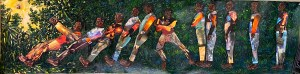Forest Gospel by Mario Joyce Belyusar