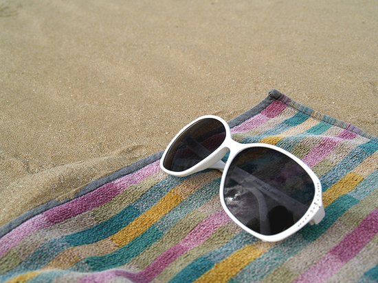 sunglasses beach essentials