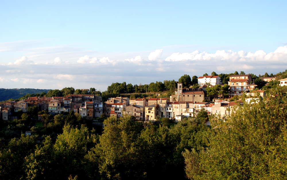 carpanzano-village