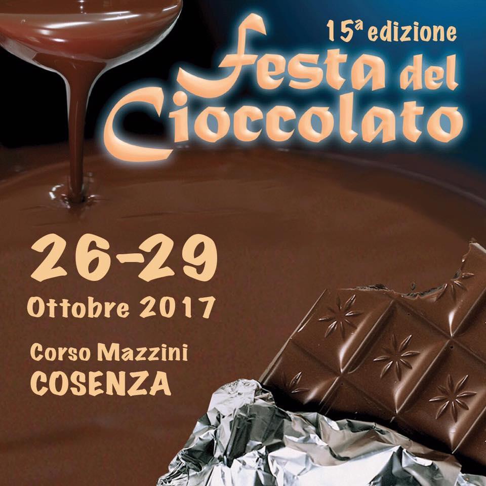 festa del cioccolato cosenza