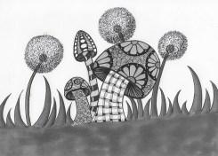 mushroom-garden