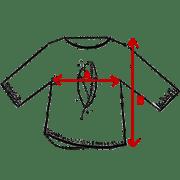 Guide des tailles Sweat