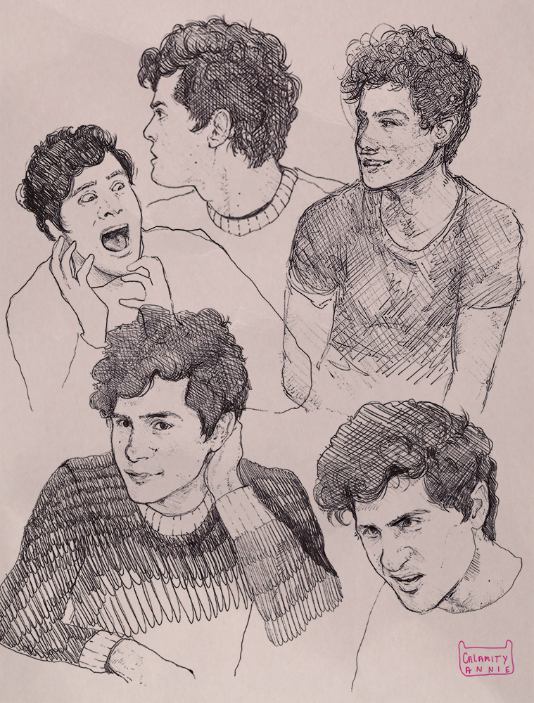 anthony padilla || 2017 || pencil on paper, collaged in photoshop cc