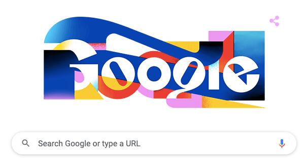 Google Celebra al Idioma Español en 2021 con Doodle de Min, Artista Barcelonés