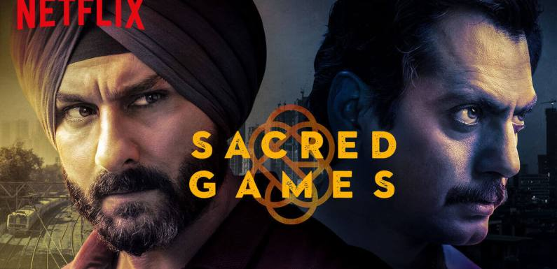 Review : Sacred Games (Netflix)
