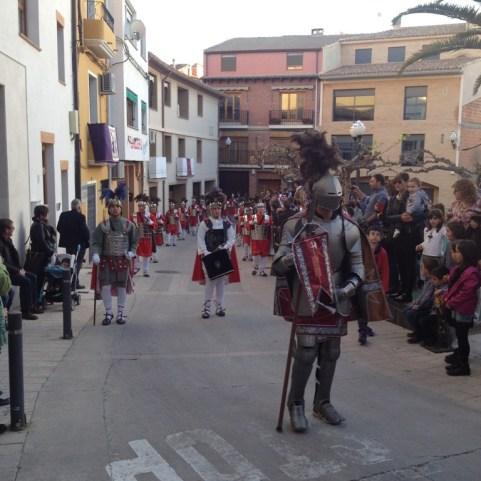 Guardia Romana Jueves Santo 2015