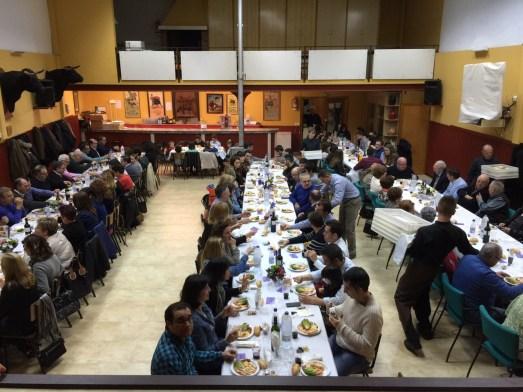 Cena Cofradía 2015