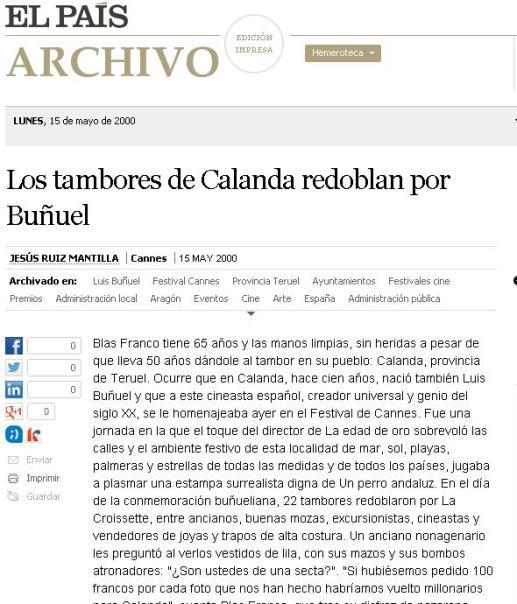 El País 15/05/2000