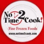 No Time 2 Cook Demo This Weekend