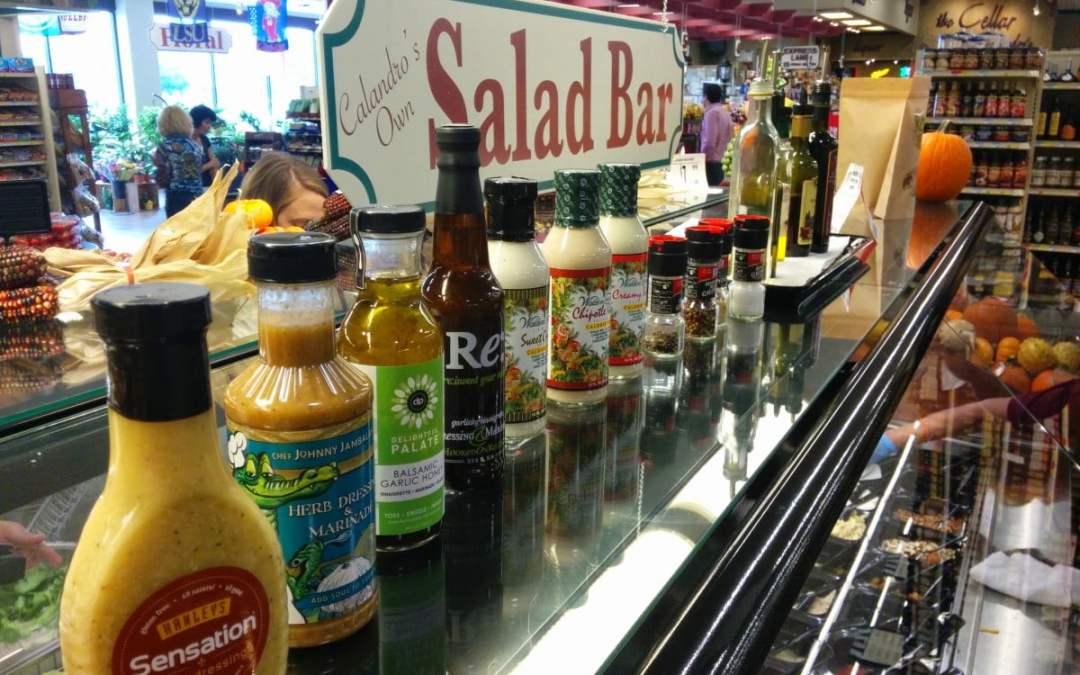 Salad Bar v2.0 (Read: Awesome Dressing Upgrades!)