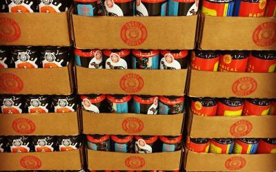 @gnarlybarley CANS are now available at our Perkins Rd location! #drinklocal #freshies #cans #gnarkill
