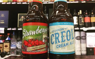 @abitabeer Strawberry and Creole Cream Ale are now available in 6 pack bottles at our…