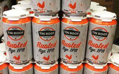 @tinroofbeer Rusted Rye IPA is now available at our Perkins Rd location! #beer #drinklocal #cincodedrinko