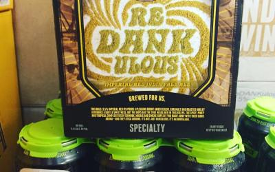 @foundersbrewing ReDankUlous And one day old @tinroofbeer VooDoo are now in stock at our Perkins…