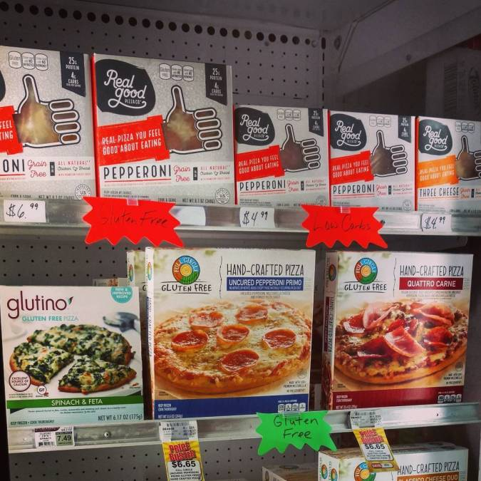 Lookie there – top shelf yo! After the incredible response about @realgoodpizza from our first…
