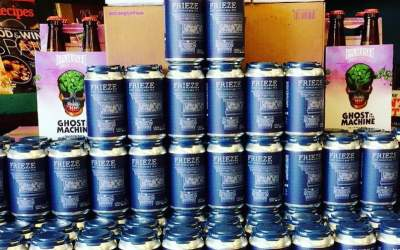 The Summer of #Ghost is almost over. Embrace winter with #Frieze from @urbansouthbeer available now!…