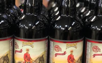We just received a few more cases of @foundersbrewing CBS at our Perkins Rd location!…