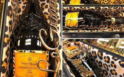 @veuveclicquot La Grande Dame special edition, designed by Charlotte Olympia, is the perfect gift for…