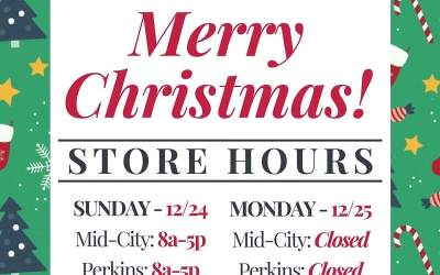 Calandro's Christmas Hours for both locations – 5pm early close on #christmaseve & closed all…