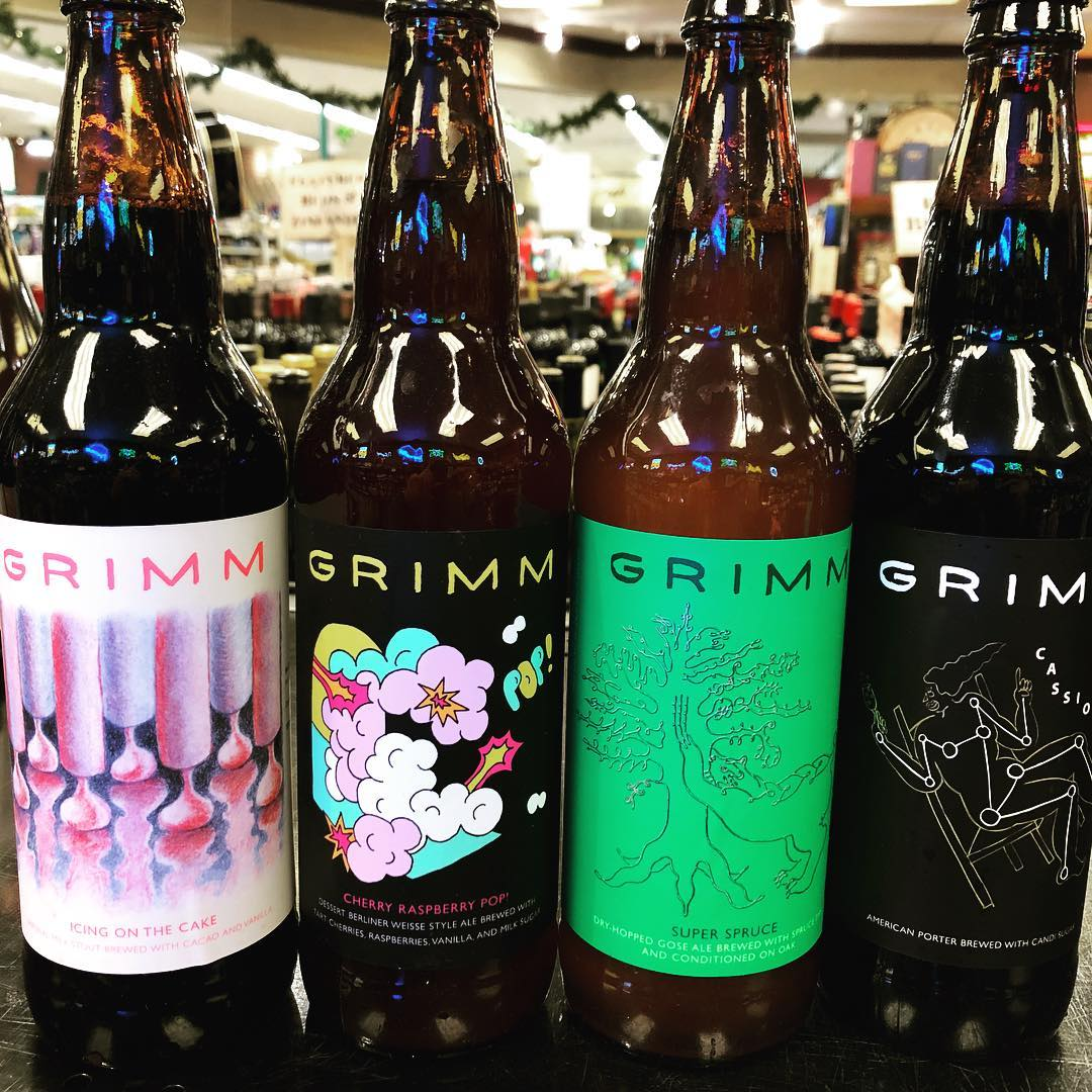 We just received a little @grimmales drop at our Perkins Rd location, thanks to our…