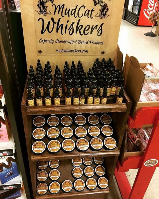 #restocked #beardedfyi #grocery #calandrosmkt . Repost from @mudcatwhiskers: Calandro's on Perkins (@calandrosmkt) is fully stocked…