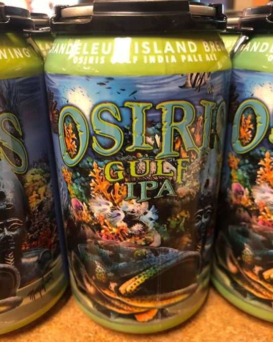 @chandeleurbeer Osiris IPA is now available at our Perkins Rd location! Oh, and if you…