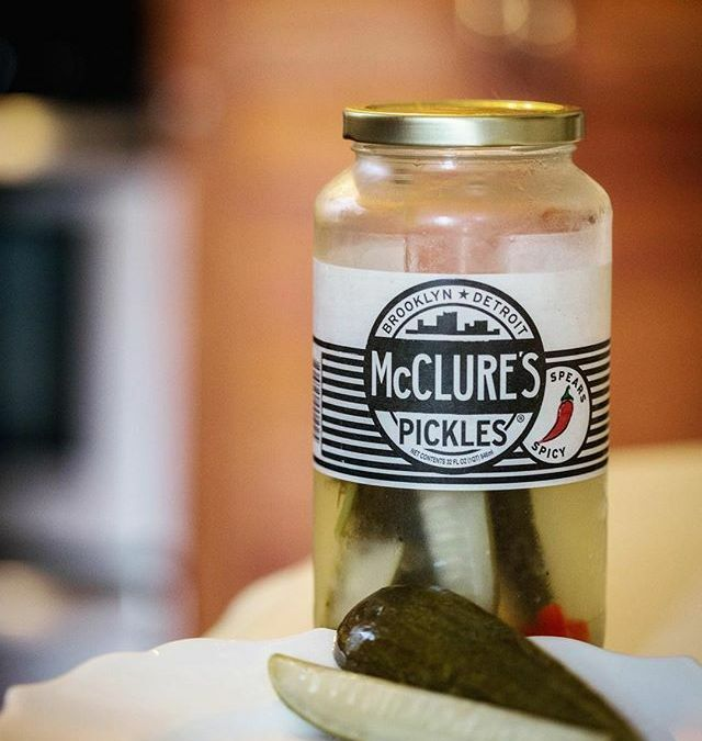 There are only two kinds of people in the world … those that like pickles…