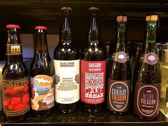 New brews now available at our Perkins Rd location! A rare Friday afternoon drop, if…