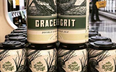 @greatraftbeer Grace and Grit is back at Perkins Rd! 2- 4 packs per customer! #beer…