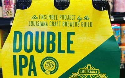 The @la_brewers Collaboration Double IPA is now available at our Perkins Rd location! #beer #drinklocal…