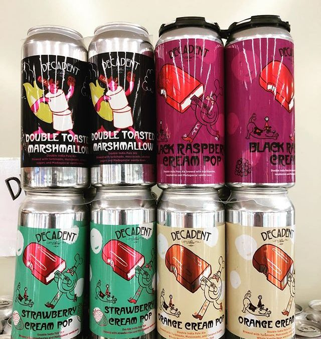 @decadentales is now available at our Perkins Rd location! @twelve_percent_imports #beer #newbrewthursday #whalezbro #hazebro #geauxtigers🐯