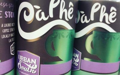 @urbansouthbeer Cà Phê is now available at our MID-CITY location! #beer #drinklocal #coffeebeer #stoutseason #midcitybr