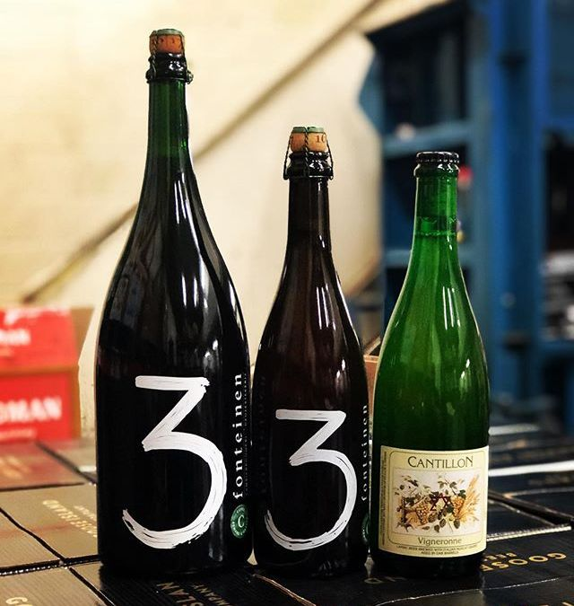 These 3 fancy shmancy Belgians will be available Friday when the doors open at 7…