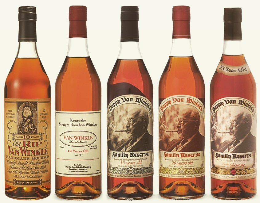 Today and today only, ALL @pappyvanwinkle years are half off at BOTH locations! More details…