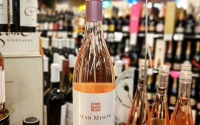 It's #wineofthemonth time once again and for May we have this Rose' from #seanminorwines !!…