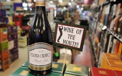 #winedownwednesday with our Wine of the Month for November. Just in time to make it…