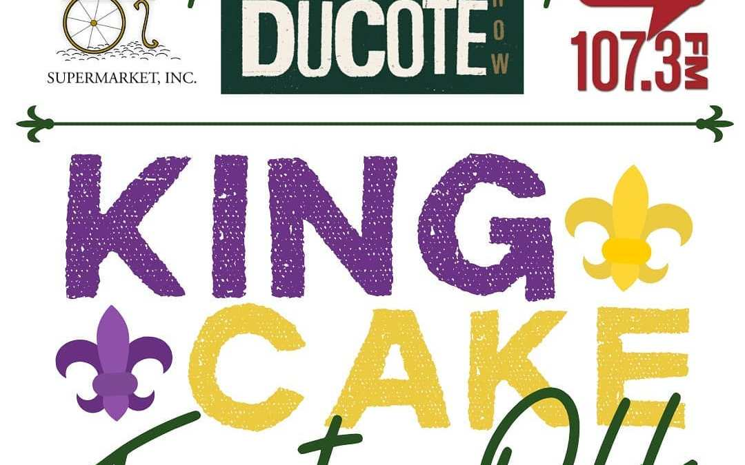 Listen in to The Jay Ducote Show on Talk107.3 @ 4:15pm TODAY*** for our 2nd…