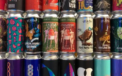HUGE @twelve.percent.beer.project order just dropped at Perkins Rd! Too many beers and breweries to name!…