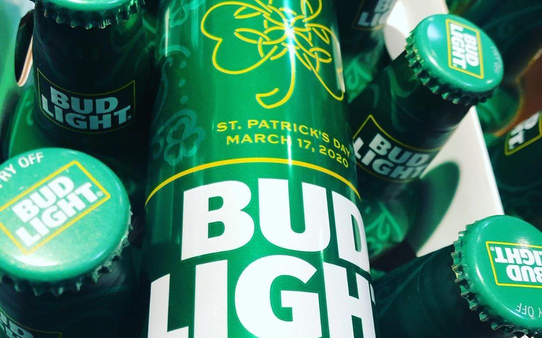 Looking for Green Budlight Aluminum bottles? We have them at our Perkins Rd location! #beer